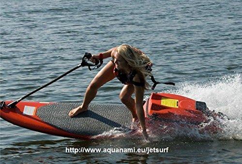 Aquanami jetSURF 9.5 hp Motorized Surfboard AquaSurf Jet NEW jetboard jetski