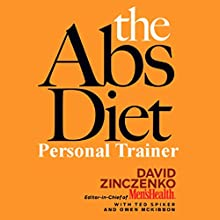 The Abs Diet Personal Trainer Audiobook by David Zinczenko, Ted Spiker Narrated by Owen McKibben