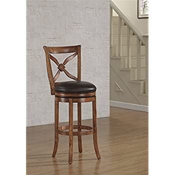 Amazon Com American Woodcrafters Provence Tall Bar Stool