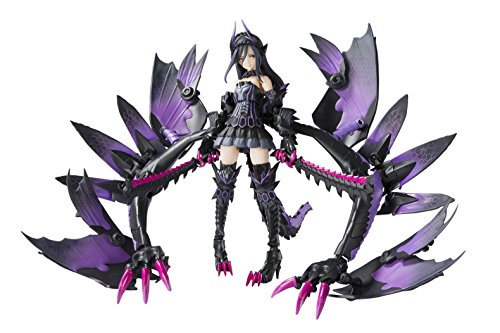Bandai Tamashii Nations Mix Monster Hunter Gore Magala Girl (Armored Girls Project) Action Figure