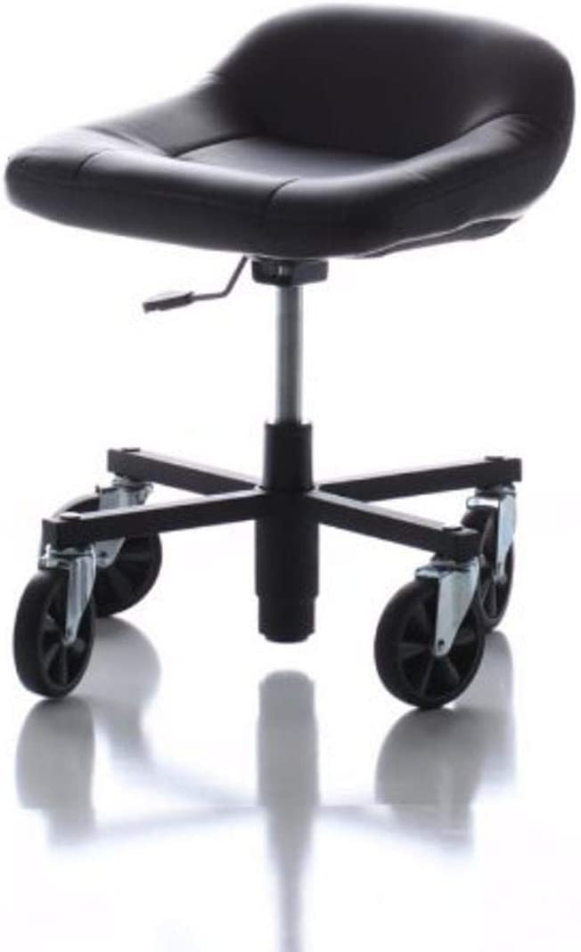 """Traxion 2-240 Retro X-Seat with 5"""" Caster: Automotive"""
