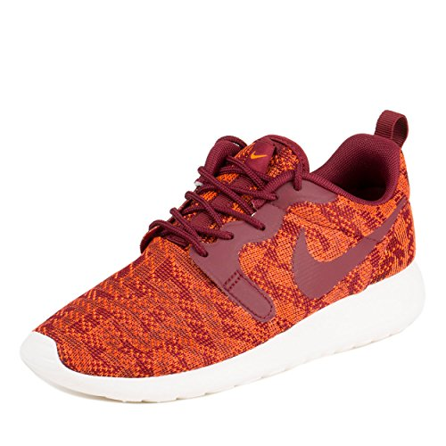 65a980e7fe70 Galleon - Nike Women s Roshe One KJCRD Total Orange Team Red Sail Running  Shoe 8 Women US