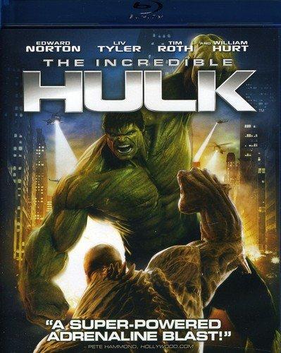 The Incredible Hulk [Blu-ray]]()