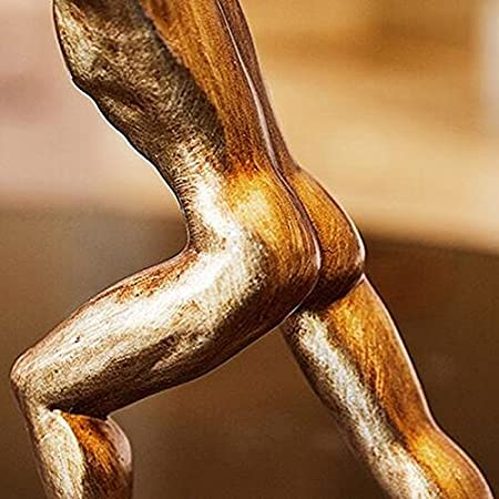 SXRKRZLB Creative Modern Wine Rack Vinoteca Minimalista Sala de Estar Pórtico Arte Decoración Mesa de Comedor Escultura Estante de Vino