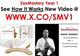 WATCH VIDEO of the BEST NEW ALTO SAXOPHONE CONTEMPORARY 1 YEAR COURSE! Learn the Skills you need to play by ear like a Smooth Jazz Pro from your 1st note! SaxMastery