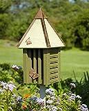 Heartwood Flutterbye Butterfly House in Pinion Green