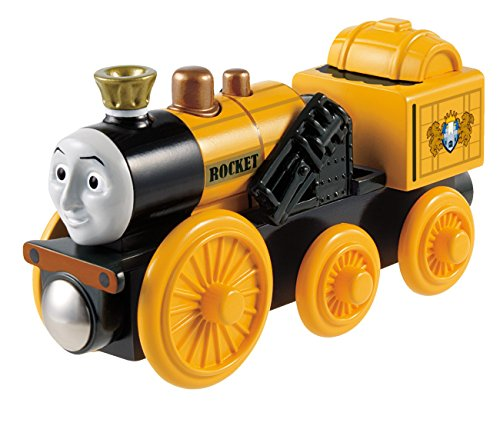 Fisher-Price Thomas & Friends Wooden Railway, Stephen (List Of All Thomas Take N Play Trains)