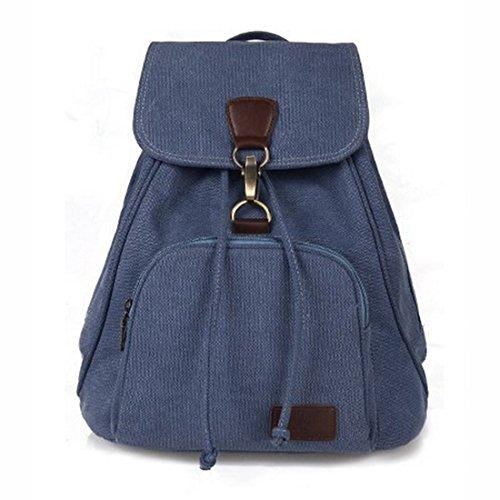 Vintage Rucksack for Women, Fashion Casual Daypacks with Comfort Shoulder Straps
