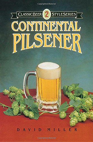 - Continental Pilsener (Classic Beer Style)