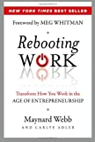 Rebooting Work, Maynard Webb and Carlye Adler, 1118226151