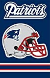 New England Patriots Official NFL 44 inch x 28 inch Banner Flag