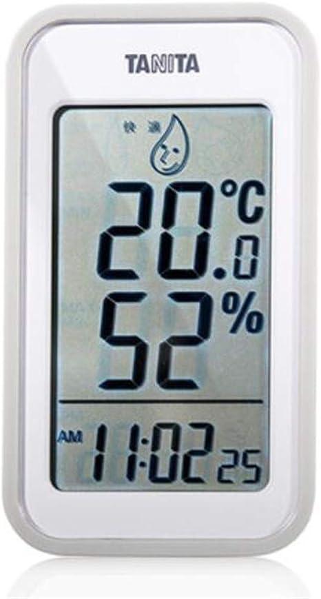 Higrometro Digital Termometro Higrometro Digital Relojes Jardin Hogar Higrómetro Electrónico De Temperatura, Multifunción, Alta Precisión, Hogar Interior, Habitación Para Bebés: Amazon.es: Bebé