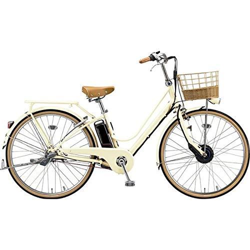 ブリヂストン 電動自転車 カジュナe CS6B49 E.Xエッグシェルベージュ E.Xエッグシェルベージュ   B07HWLM8FQ