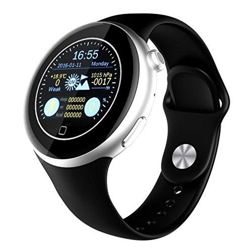 LESHP Waterproof Bluetooth Pedometer Stopwatch