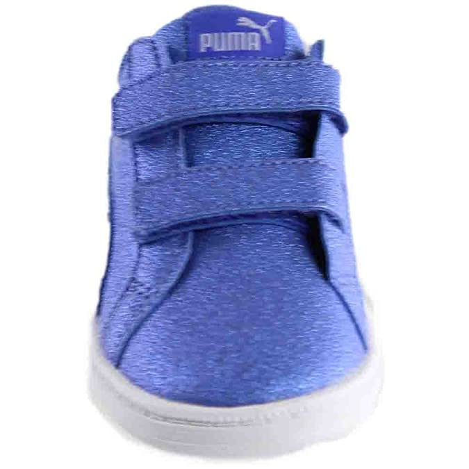 Amazon.com  PUMA Infant Smash Glitz SL V Shoe  Shoes 9fe9fe91e