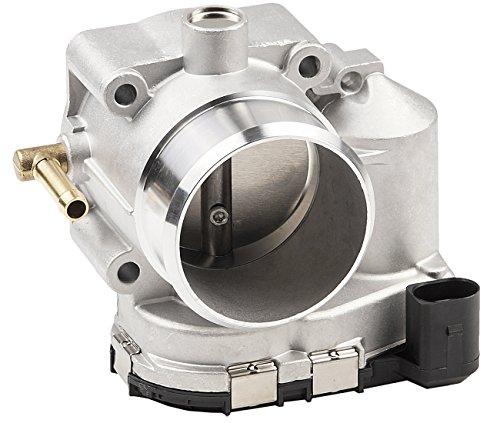 - Bapmic 06A133062BD Throttle Body Assembly for Volkswagen Beetle Golf Jetta Bora GTI MK4 Audi A3 TT 1.8T