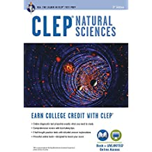 CLEP® Natural Sciences Book + Online (CLEP Test Preparation)