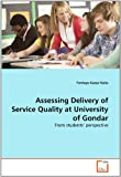 Assessing Delivery of Service Quality at University of Gondar, Fentaye Kassa Hailu, 3639377354