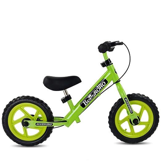 JNYZQ 2-6 años de Edad, Carro de Equilibrio Infantil, Andador de ...