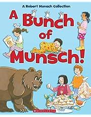 A Bunch of Munsch! (Six-book collection): A Robert Munsch Collection