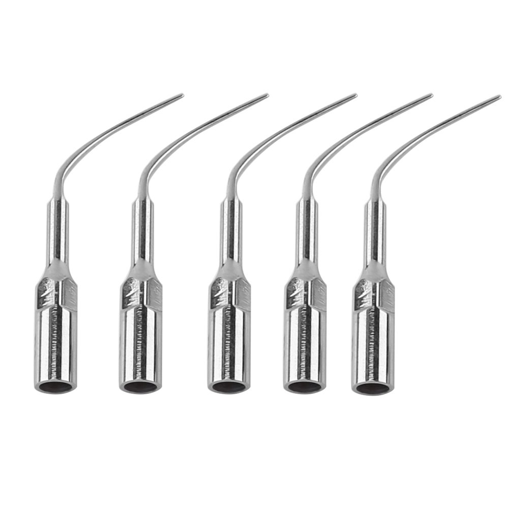 5 PCS P3 Dental Ultrasonic Scaler Tips scaling tips handpiece For EMS/Woodpecker Handpiece Hilitand