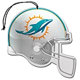 NFL Miami Dolphins Air Freshener (3 Pack), One Size, One Color