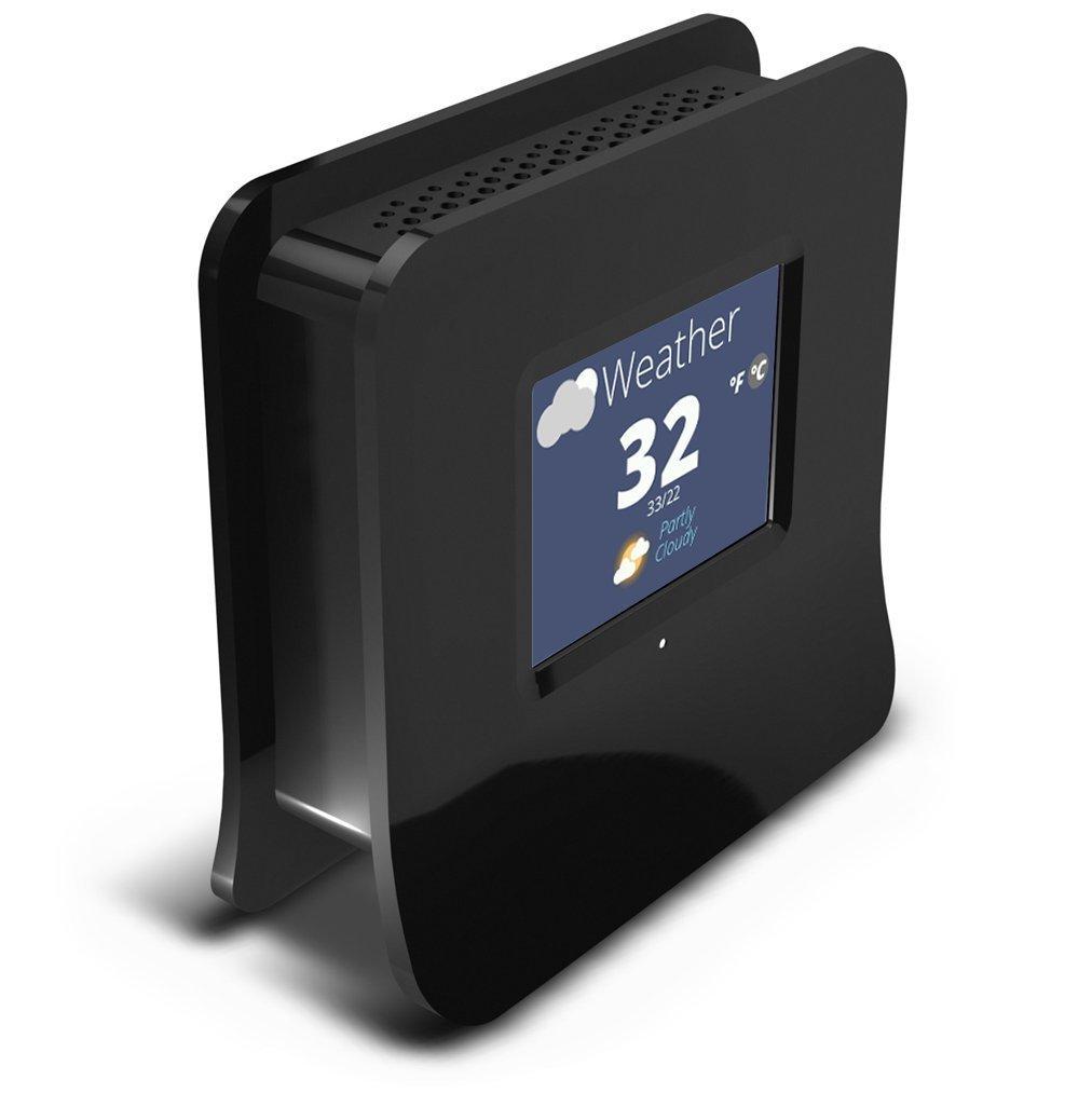 Securifi Almond - (3 Minute Setup) Touchscreen WiFi Wireless Router/Range Extender/Access Point/Wireless Bridge - Works with Amazon Alexa by Securifi (Image #2)