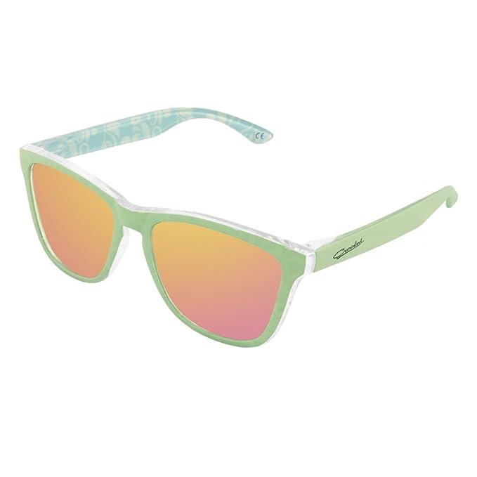Gafas de Sol, Crooked Gafas de Sol Unisex Sweet Polarizadas ...