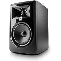 JBL 306PMKII 6英寸有源监听音箱 录音棚音箱 HIFI发烧专用音箱 (只装)