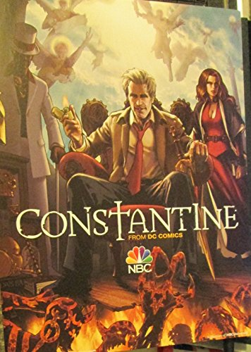 constantine-on-nbc-10-x-13-inch-promo-cardstock-poster-2014