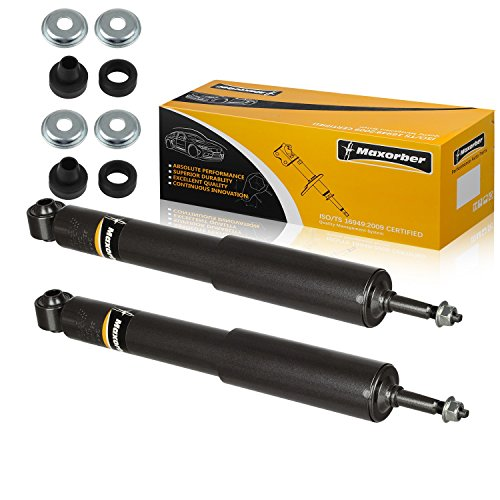 Maxorber Front Set Shocks Struts Absorber Kit Compatible with Dodge Ram 1500 Pickup 2002 2003 2004 Shocks Absorber