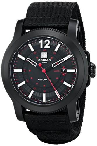 zodiac-zmx-mens-zo9100-jet-o-matic-stainless-steel-automatic-watch-with-black-canvas-band
