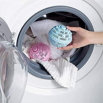 King Boutiques 1Pcs Bola de Limpieza de lavandería Sin ...