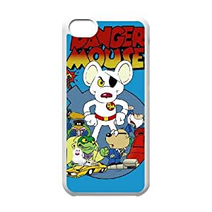 Danger Mouse iPhone 5c Cell Phone Case White Phone cover V92815928
