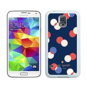 Personalized Customized Samsung S5 Case Kate Spade New York Best Buy Samsung Galaxy S5 I9600 Phone Case Case 283 White