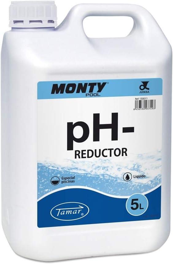 LOLAhome Reductor de pH- líquido para Piscinas (5 litros)