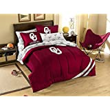 NCAA/MLB/NBA/NFL-Full Size Applique 7 pc Comforter Set-Many Different Teams!