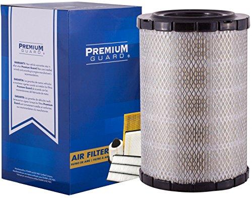 PG Air Filter PA5091| Fits 1999-00 Cadillac Escalade, 1996-99 Chevrolet C1500, 1996-99 C1500 Suburban, 1996-00 C2500, 1996-99 C2500 Suburban, 1996-00 C3500, 1996-99 K1500, 1996-99 K1500 Suburban ()