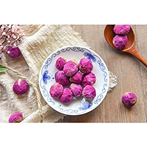 TooGet Fragrant Natural Peony Ball Paeonia lactiflora Organic Dried Peony Flowers Wholesale, Top Grade - 4 OZ