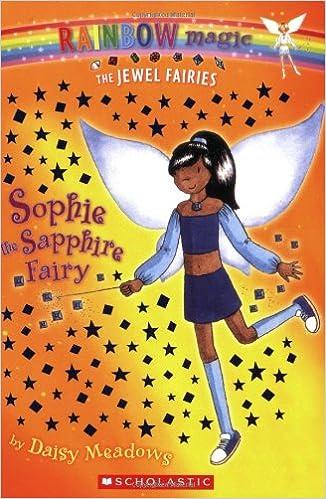 JEWEL FAIRIES #6 SOPHIE THE SAPPHIRE FA