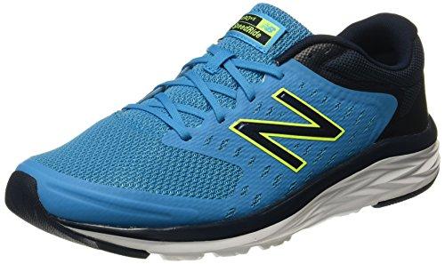 New Balance Men's 490v5 Running Shoe, Blue, 10.5 D US