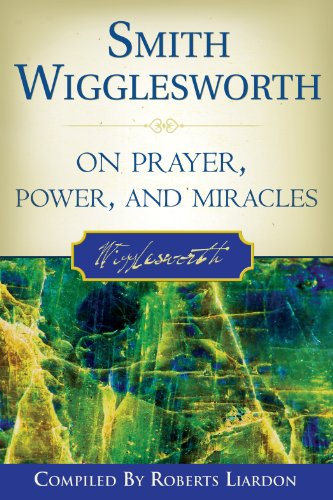 Smith Wigglesworth on Prayer cover