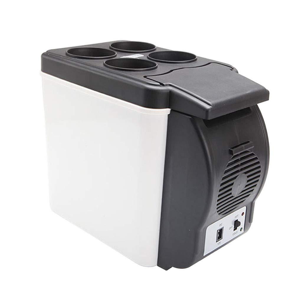 Car Accessories, SMOXX Mini Fridge 12v 6L Car Small Refrigerator Compact Refridgerator Cooler Warmer