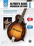 Alfred's Basic Mandolin Method 1: The Most Popular Method for Learning How to Play, Book, CD & DVD (Alfred's Basic Mandolin Library)
