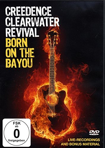 Creedence Clearwater Revival - Born on the Bayou ()
