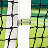 Vermont Tennis Net Center Strap - ITF Regulation