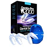 Mouth Guard for Grinding Teeth and Clenching - Night Guards to Prevent TMJ