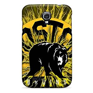 Scratch Resistant Hard Phone Cover For Samsung Galaxy S4 (Ckf2694ZaPY) Custom HD Boston Bruins Skin