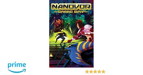 Amazon.com: Nanovor: Game Day (9781600106026): Erik Burnham ...