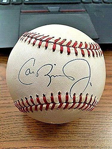 Signed Cal Ripken Jr. Ball - OAL ! ! - Autographed Baseballs (Oal Ball Baseball)
